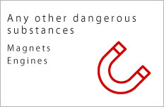 Any other dangerous substances